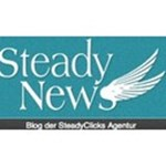 Social Media Marketing Agentur SteadyNews, Dortmund Logo